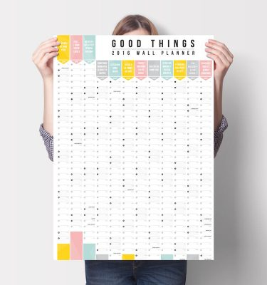 Prints & Wall planners