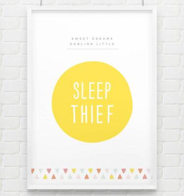 original_sleep-thief-childrens-poster-print